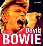 Couverture du livre « David Bowie » de Jeff Hudson aux éditions Place Des Victoires