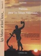 Couverture du livre « Poemes Pour Les Temps Nouveaux » de Tsaphiel aux éditions Presses Du Midi