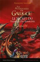 Couverture du livre « Les aventures de Garigue t.4 ; le secret du Triangle des Bermudes » de Francois Santini aux éditions 7 Ecrit