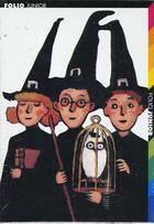 Couverture du livre « Harry Potter ; Coffret T.1 A T.3 » de J. K. Rowling aux éditions Gallimard-jeunesse