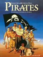 Couverture du livre « Pirates ; intégrale capitaine laguibole » de Enrique Sanchez Abuli et Christian Rossi aux éditions Drugstore