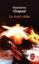 Couverture du livre « La mort rôde » de Madeleine Chapsal aux éditions Lgf