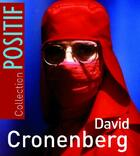 Couverture du livre « David Cronenberg » de Collectif aux éditions Scope