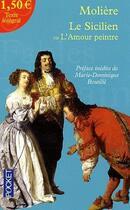 Couverture du livre « Le Sicilien ou l'amour peintre » de Moliere aux éditions Pocket