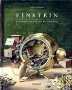 Couverture du livre « Einstein ; le fantastique voyage d'une souris dans l'espace-temps » de Torben Kuhlmann aux éditions Nord-sud