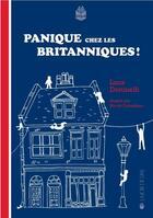 Couverture du livre « Panique chez les britanniques ! » de Luca Doninelli et Nicole Donaldson aux éditions La Joie De Lire