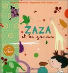 Couverture du livre « Zaza et les zanimos » de Collectif aux éditions Le Lutin Malin