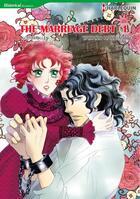 Couverture du livre « The Marriage Debt - Tome 1 » de Takako Hashimoto et Allen Louise aux éditions Harlequin K.k./softbank Creative Corp.
