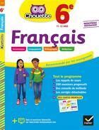 Couverture du livre « Chouette entrainement - 2 - francais 6e - cahier d'entrainement et de revision » de Sandrine Girard aux éditions Hatier