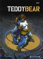 Couverture du livre « Teddy bear ; intégrale » de Gess aux éditions Drugstore