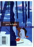 Couverture du livre « Par la forêt ; par le lac » de Alex Cousseau aux éditions Rouergue
