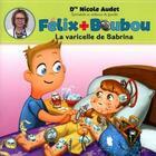 Couverture du livre « La varicelle de Sabrina » de Nicole Audet aux éditions Boomerang Jeunesse