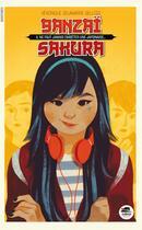 Couverture du livre « Banzaï Sakura » de Veronique Delamarre Bellego aux éditions Oskar