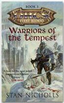 Couverture du livre « Warriors of the tempest » de Stan Nicholls aux éditions Victor Gollancz