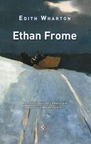 Couverture du livre « Ethan Frome » de Edith Wharton aux éditions P.o.l