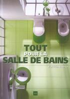 Couverture du livre « Tout pour la salle de bains » de Patricia Bueno aux éditions Vilo