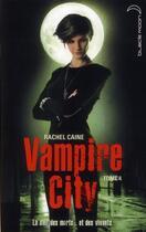 Couverture du livre « Vampire city t.4 ; la fête des fous » de Rachel Caine aux éditions Black Moon