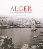 Couverture du livre « Alger » de Collectif/Colle aux éditions Marval