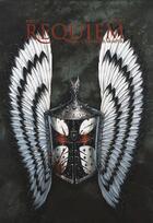 Couverture du livre « Requiem, chevalier vampire ; COFFRET VOL.3 ; T.7 A T.9 » de Pat Mills et Olivier Ledroit aux éditions Nickel