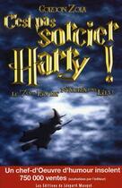 Couverture du livre « C'est pas sorcier, Harry ! le 7ème livre n'aura pas lieu » de Gordon Zola aux éditions Le Leopard Masque