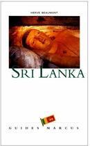 Couverture du livre « SRI Lanka (2e édition) » de Herve Beaumont aux éditions Marcus Nouveau