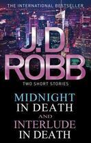 Couverture du livre « Midnight in Death/Interlude in Death » de Robb J D aux éditions Little Brown Book Group Digital