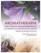 Couverture du livre « Aromatherapia » de Isabelle Pacchioni aux éditions Etoiles