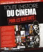 Couverture du livre « Histoire du cinéma pour les débutants » de Daniel Chocron aux éditions Qi Editions