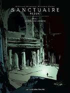 Couverture du livre « Sanctuaire - redux T.1 ; l'appel des abysses » de Stephane Betbeder et Riccardo Crosa aux éditions Humanoides Associes