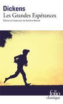Couverture du livre « Les grandes espérances » de Charles Dickens aux éditions Gallimard