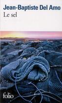 Couverture du livre « Le sel » de Jean-Baptiste Del Amo aux éditions Gallimard