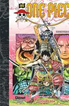 Couverture du livre « One Piece - édition originale T.95 ; l'aventure d'Oden » de Eiichiro Oda aux éditions Glenat