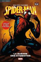 Couverture du livre « Spider-Man T.4 ; la guerre des symbiotes » de Stuart Immonen et Brian Michael Bendis aux éditions Panini
