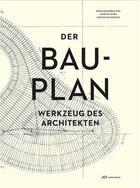 Couverture du livre « Der bauplan » de Herausgegeben Von An aux éditions Park Books