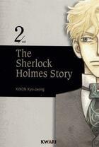 Couverture du livre « The Sherlock Holmes story t.2 » de Kyo-Jeong Kwon aux éditions Kwari