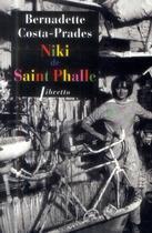 Couverture du livre « Niki de Saint Phalle » de Bernadette Costa-Prades aux éditions Libretto