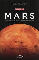 Couverture du livre « Mars » de Giles Sparrow aux éditions Telemaque