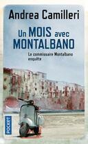 Couverture du livre « Un mois avec Montalbano » de Andrea Camilleri aux éditions Pocket