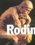 Couverture du livre « Rodin » de Jarrasse/D aux éditions Terrail