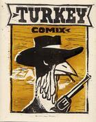 Couverture du livre « TURKEY COMIX N.21 » de Collectif aux éditions The Hoochie Coochie