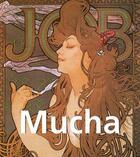 Couverture du livre « Mucha » de Patrick Bade aux éditions Parkstone International