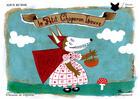 Couverture du livre « Le petit chaperon louve » de Andrea Echorn aux éditions Chemins De Traverse