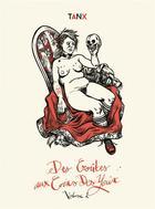 Couverture du livre « Des croûtes aux coins des yeux t.2 » de Tanx aux éditions Six Pieds Sous Terre