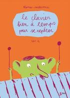 Couverture du livre « Le clavier bien à temps pour se repérer t.1 » de Thomas Vandevenne aux éditions Francois Dhalmann