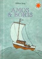 Couverture du livre « Amos et Boris » de William Steig aux éditions Gallimard-jeunesse