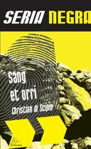 Couverture du livre « Sang et orri » de Christian Di Scipio aux éditions Trabucaire