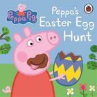 Couverture du livre « PEPPA PIG ; Peppa's easter egg hunt » de Collectif aux éditions Ladybird