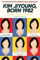 Couverture du livre « KIM JIYOUNG, BORN 1982 » de Nam-Joo Cho aux éditions Simon & Schuster