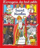 Couverture du livre « Saint-Nicolas » de Sylvie Michelet et Emilie Beaumont aux éditions Fleurus