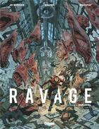 Couverture du livre « Ravage T.2 » de Jean-David Morvan et Walter et Rey Macutay aux éditions Glenat
